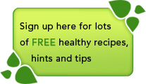Sign up today for free nutritional recipes!